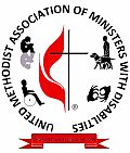 The United Methodist Association of Ministers with Disabilities logo